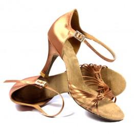 "Chaussure de danse ""Nina tan"" Oobashoo"