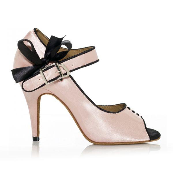 chaussures de danse label latin diva rose. Black Bedroom Furniture Sets. Home Design Ideas