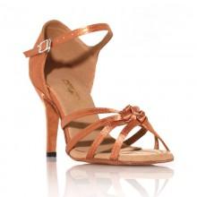 "Chaussures de danse Label Latin""Emma"" bronze"