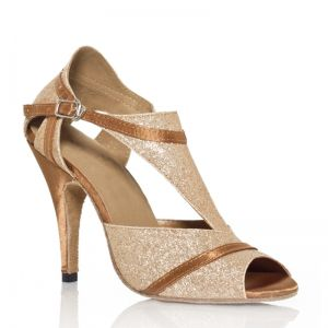chaussures de danse label latin carla glitter. Black Bedroom Furniture Sets. Home Design Ideas