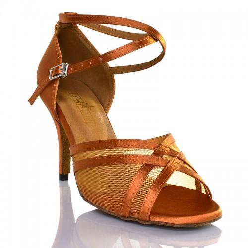 "Chaussures de danse salsa Label Latin ""Pepita tan"""