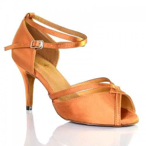 "Chaussures de danse salsa Label Latin ""Varda tan"""