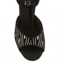 "Chaussures de danse Oobashoo ""Betty rouge"" Talon 6,25 cm"