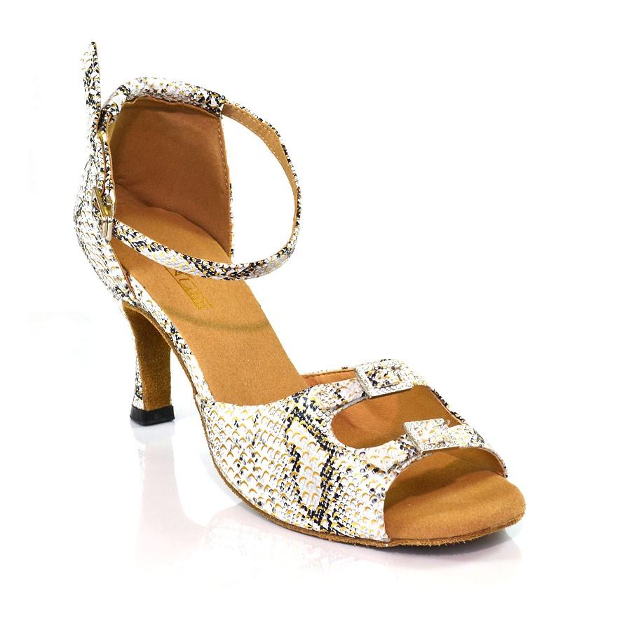 """Chaussures de danse Label Latin """"Strass"""" violette"""