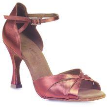 "Chaussures de danse Rummos ""Kamila"" satin tan"
