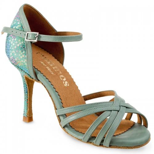 """Chaussures de danse Rummos """"Marylin"""" cuirvert"""