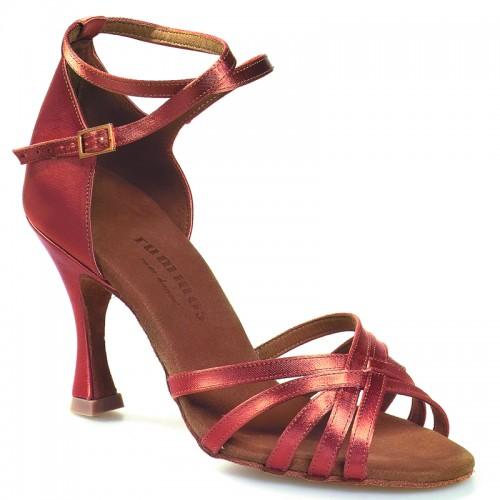 "Chaussures de danse Rummos ""Fabia"" satin tan"