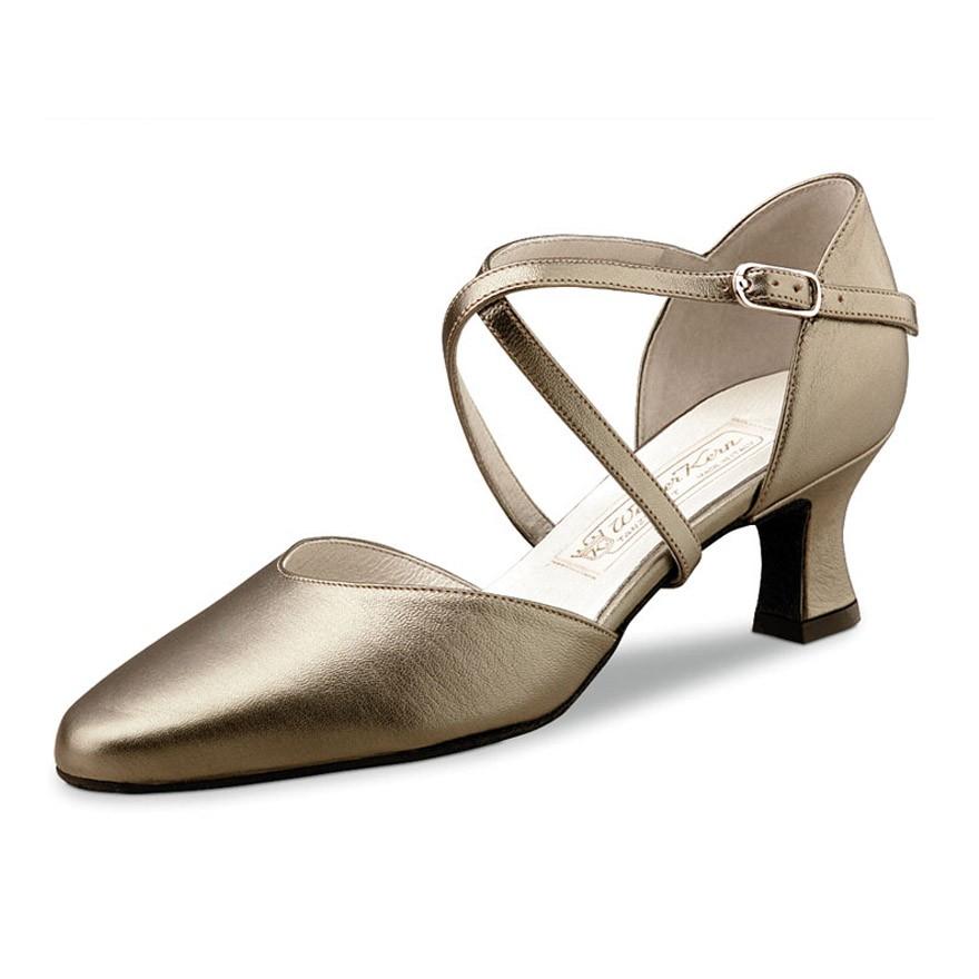 "Chaussures de danse Werner Kern ""Patty"" 5,5 cm cuiror"