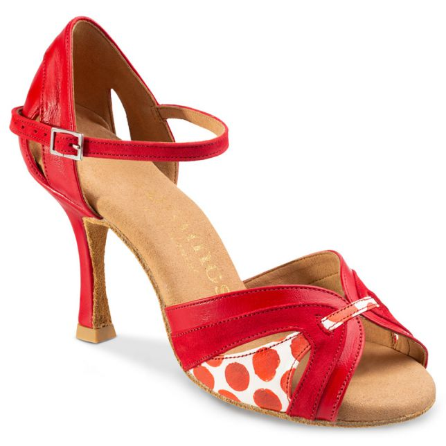 "Chaussures de danse Rummos ""Miriea"" nubuck violet"