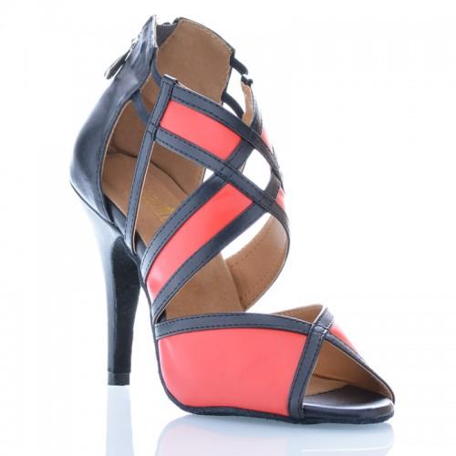 "Chaussures de danse kizomba Label Latin "" Xara noir"""