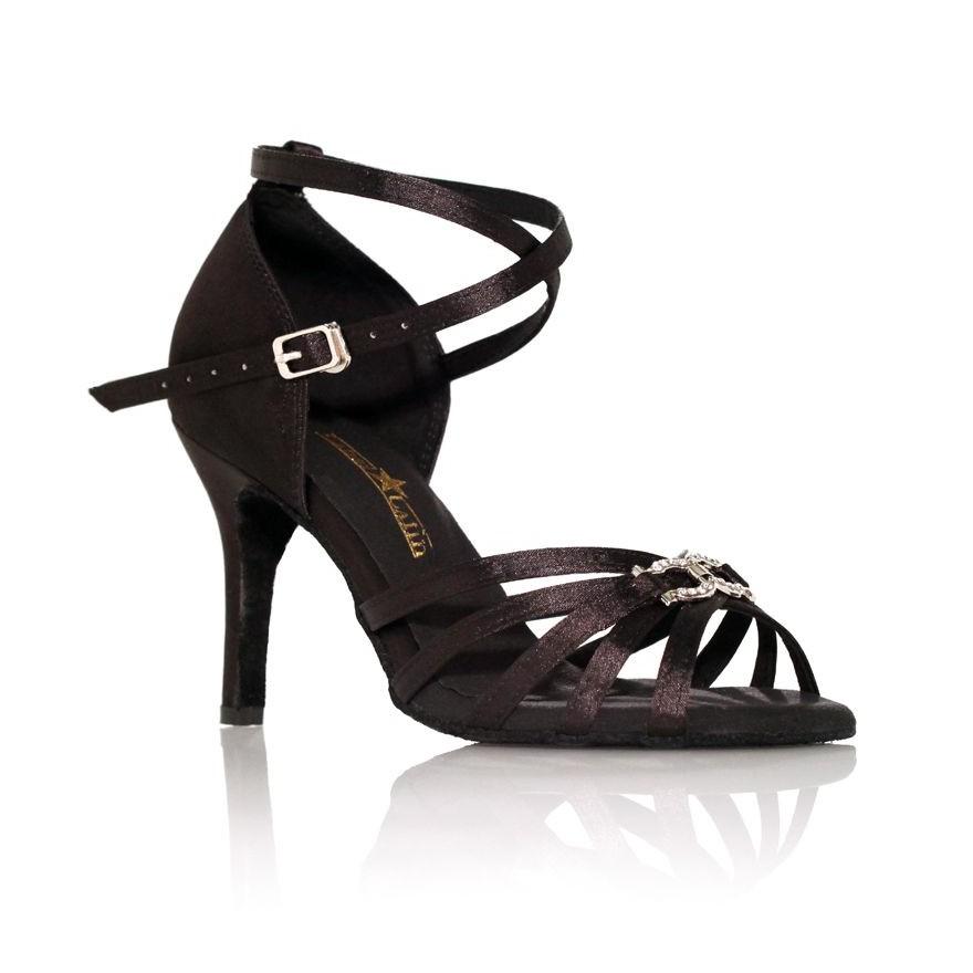 """Chaussure de danse Label Latin""""On 2"""" noir"""