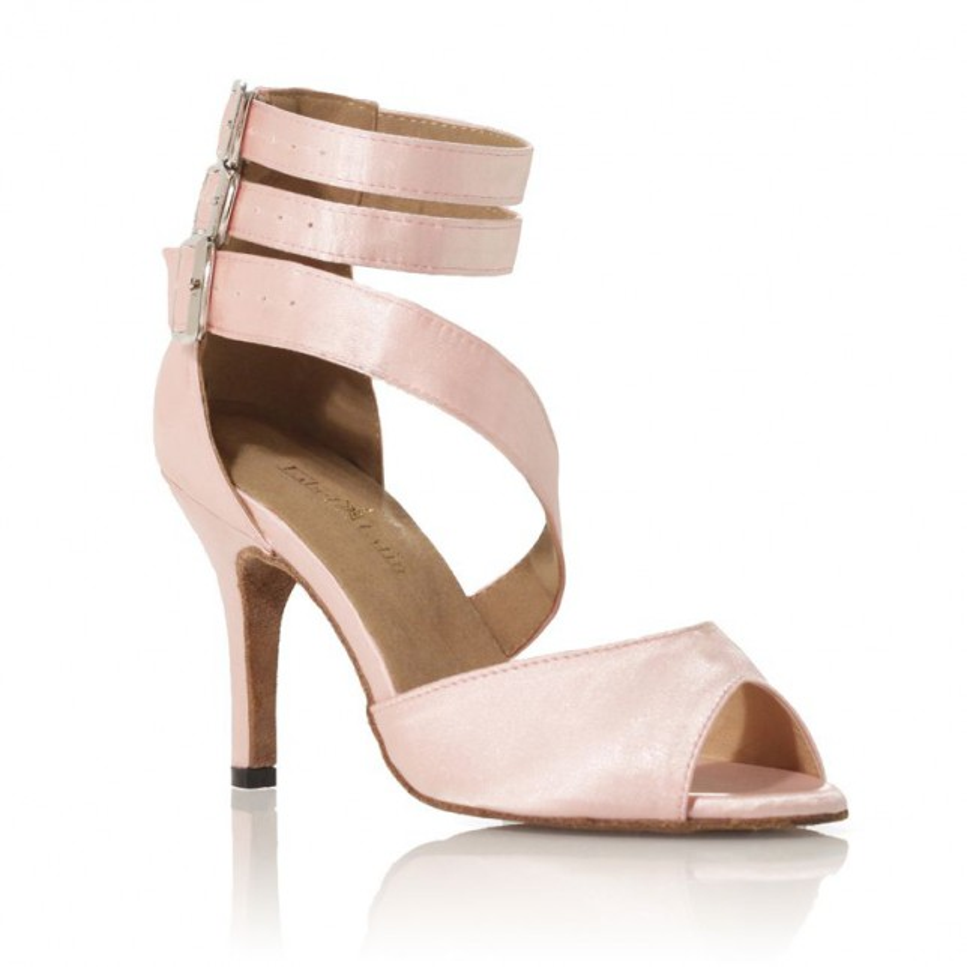 """Chaussure de danse """"Isabella Pink"""" Label Latìn"""