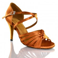 "Chaussures de danse de salon Label Latin ""Rosita Tan"""