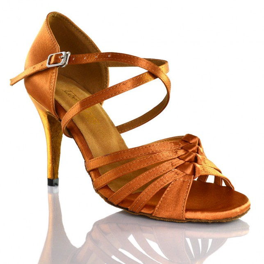 "Chaussures de danse de salon Label Latin ""Rosita Tan"""