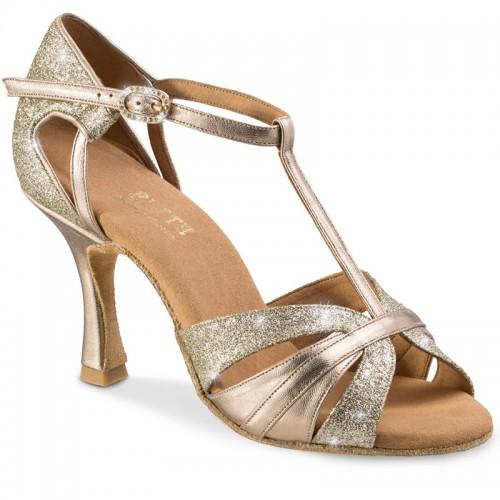 "Chaussures de danse Rummos ""Stephania"" nubuck noir"