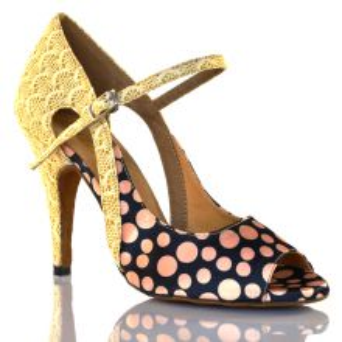"Chaussures de danse kizomba Label Latin "" Lolita"""