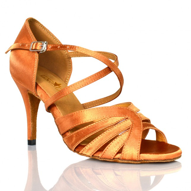 "Chaussures de danse salsa Label Latin ""Rava tan"""