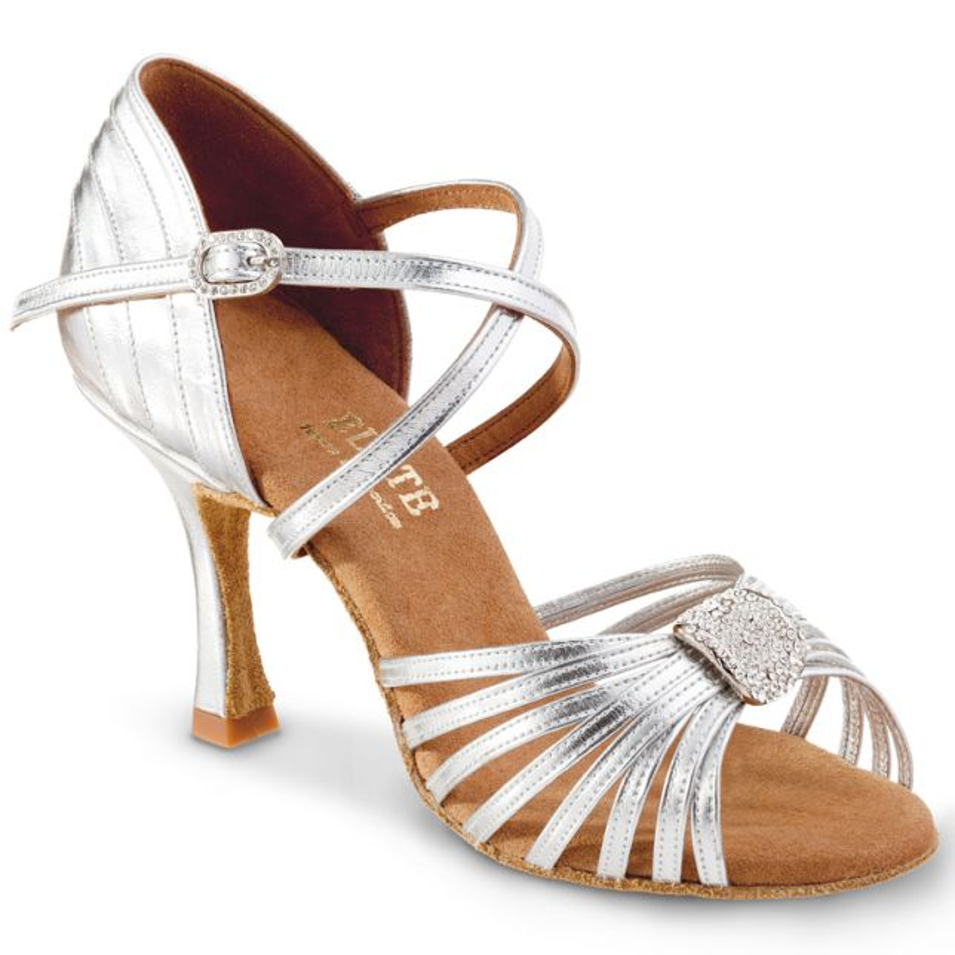 "Chaussures de danse Elite Rummos ""Cristina"" Argent"